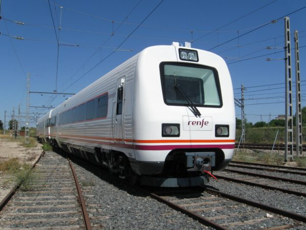 OVERHAUL AND REMODELING S594 RENFE